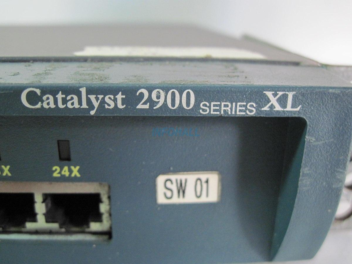 cisco catalyst 2900 xl series manual