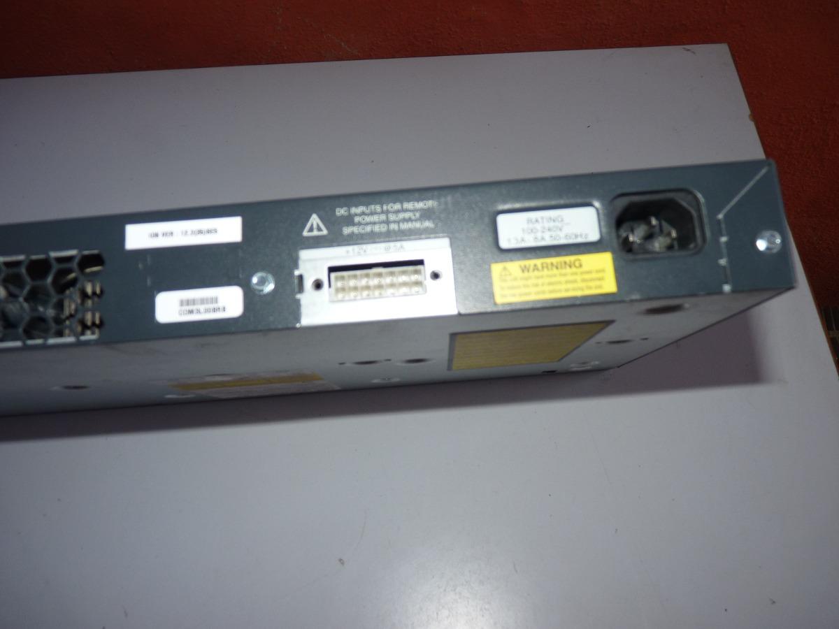 Switch Cisco Ws C2960 24tt L R 84900 Em Mercado Livre Wsc296024ttl Carregando Zoom