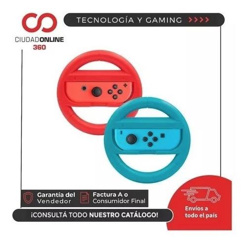 switch con juego accesorios nintendo
