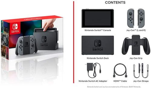 switch consola, nintendo