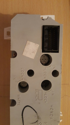 switch control vidrios honda accord 1998 1999 2000 2001 2002