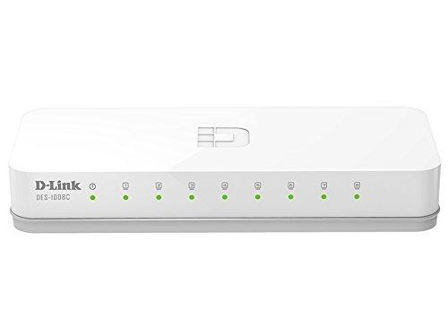 switch d-link des 1008c