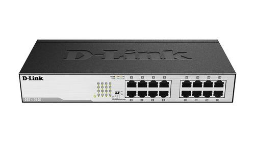 switch d-link dgs-1016d 16 port gigabit