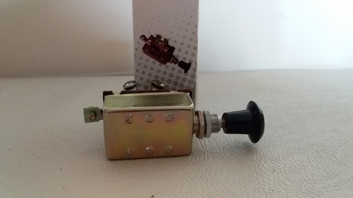 switch de cambio luz universal c/fusible hs 69