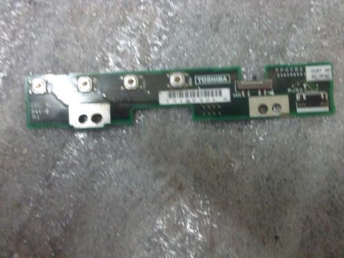 switch de encendido toshiba satellite 1805-s203  vbf