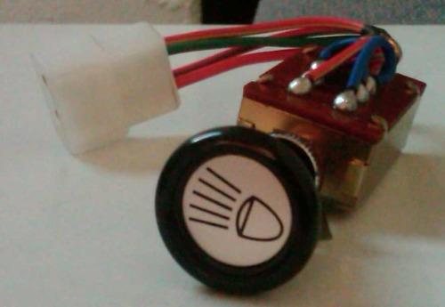 switch de luces.  3 posiciones
