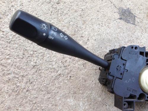 switch de luces y escobillas  nissan sentra b15