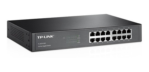 switch de red 16 puertos tp-link tl-sg1016d 100/1000 gigabit
