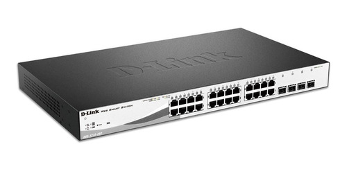 switch de red dlink dgs-1210-28 puertos 10/100/1000 original