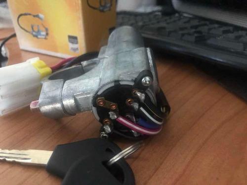 switch encendido nissan tidda con llave sin chip