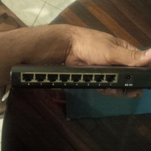 switch encore de 8 puertos