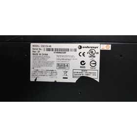 Switch Enterasys C3g124-48