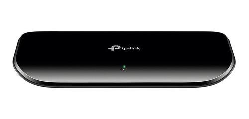 switch escritorio 8 puertos tp link tl sg1008d gigabit cuota