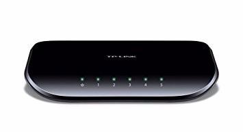 switch ethernet 5pts gigabit auto mdi/mdix tplink tl-sg1005d