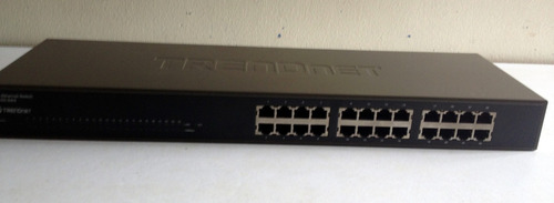 switch fast ethernet te100-s24 trendnet