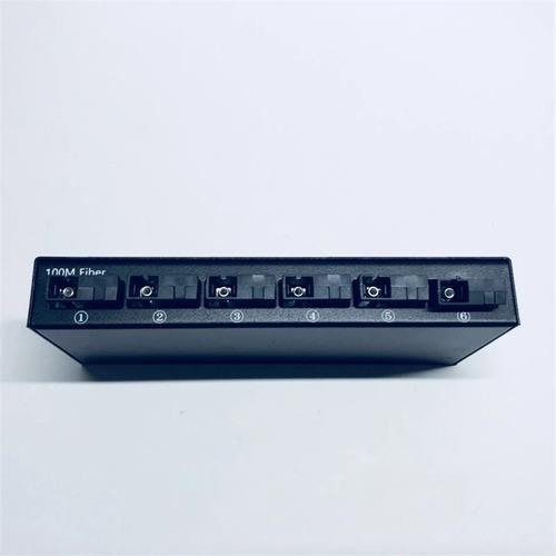 switch fibra.6 portas 10/100m.  brinde.curso de fibra óptica