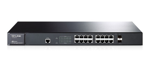 switch gestionable tp link gigalan sg3216 16 ports sfp vlan