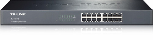 switch giga no administrable 16 pue. tp-link. ref. tl-sg1016