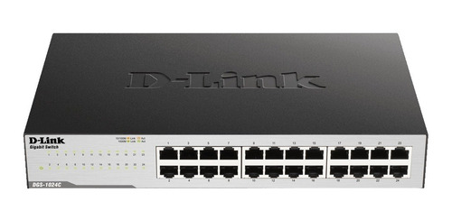 switch gigabit 24p 48 gbps 10/100/1000 ideal empresas