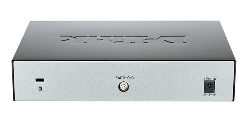 switch gigabit d-link 5p 10/100/1000 + sfp administrable