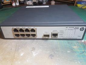 Switch Hp 1910-8g Jg348a 8 Portas
