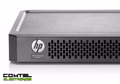 switch hp 8 puertos gigabit ps1810-8g  - gen8