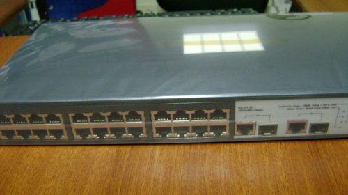 switch hp jg539a 1910-24poe+ 24 puertos 10/100 poe+ admin l3