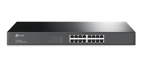 switch hub rack 16 puertos tp link tl sg1016 gigabit cuotas