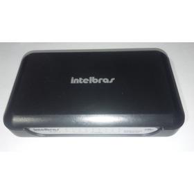 Switch Intelbras Qos-sf 800 Q 8 Portas