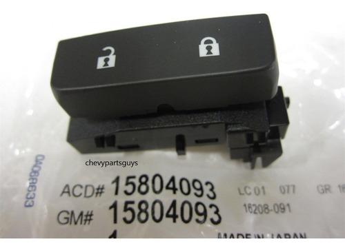 switch interruptor seguro puerta izquierdo silverado lt orig