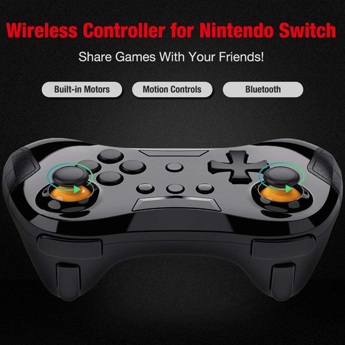 switch joystick nintendo