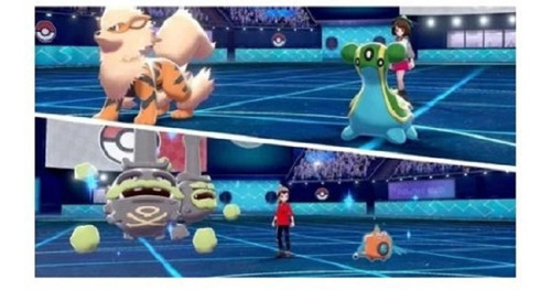 switch juego pokemon sword(espada) (fisico, nuevo, sellado)