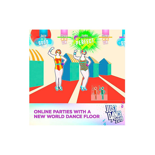 switch just dance videojuego nintendo