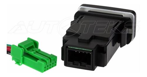 switch luces niebla & arnes toyota hilux 2005-2015 toy2
