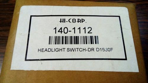 switch luz blazer - grand blazer - cheyenne 96-02 hicorp usa