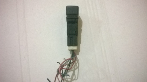 switch luz emergencia nissan
