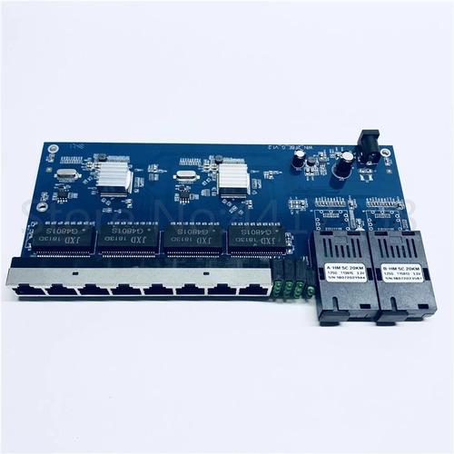 switch metro gigabit 2 sc/apc e 8 rj45 10/100/1000