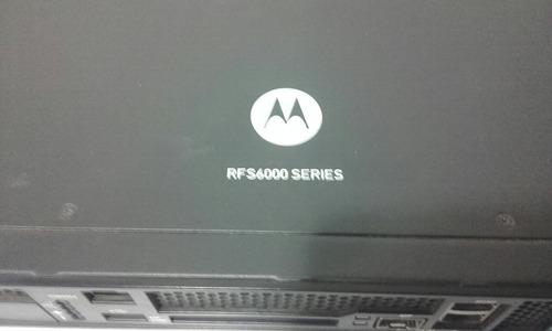 switch motorola rfs6000 series rf switch
