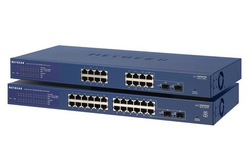 switch netgear prosafe gs716t-200nas de 16 puertos 1gbit