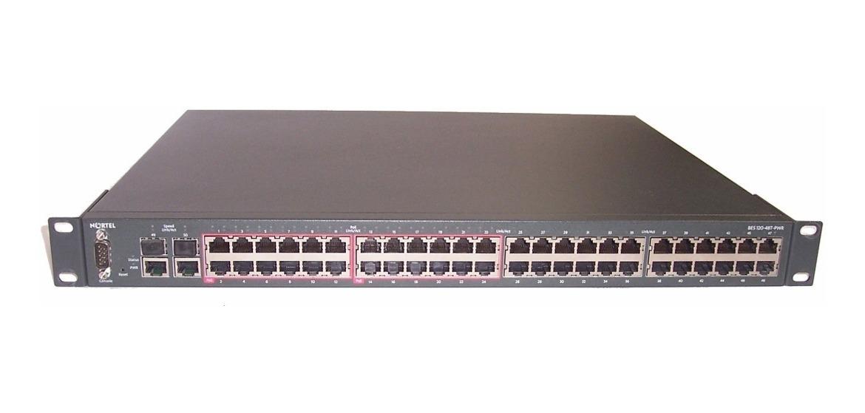 Switch Nortel Adm  L2 120-48t 48 Puertos Con 24 Poe + 2 Giga - U$S 349,99