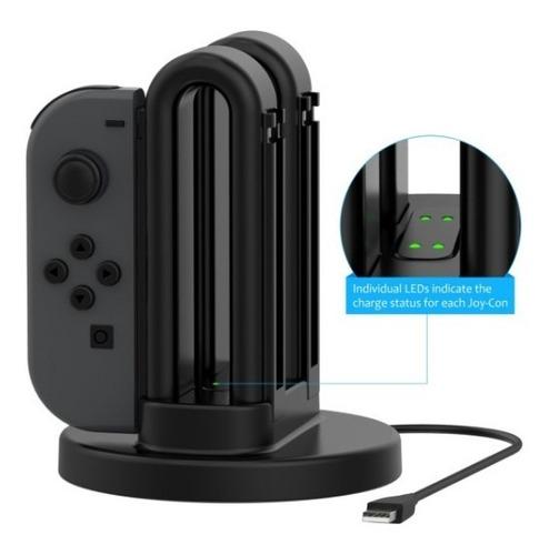 switch para con accesorios nintendo