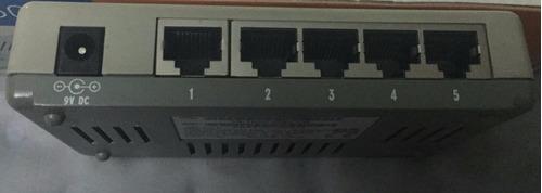 switch-port 5   marca cnet