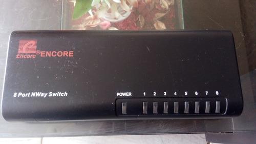 switch puertos redes