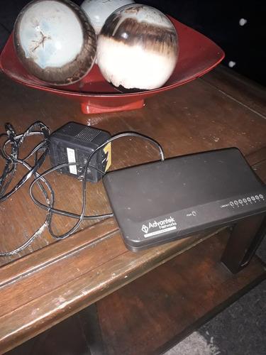 switch redes puertos