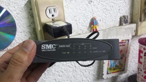 switch smc barricade router smc7004vbr