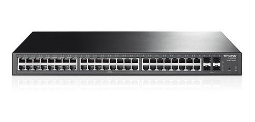 switch tp-link 48 puertos tl-sg2452 gigabit - tecsys