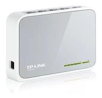 switch tp-link 5 puertos tl-sf1005d 5 bocas