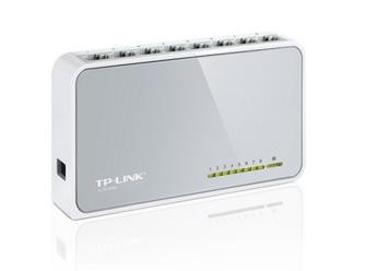 switch tp-link 8 port 10/100 mbps tl-sf1008d