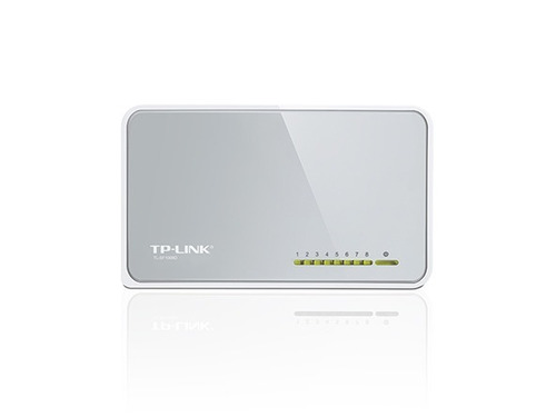 switch tp-link 8 puertos 10/100 mbps