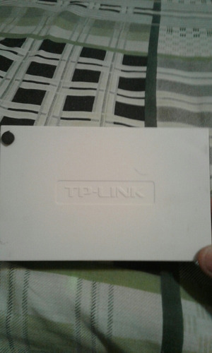 switch tp link impecable